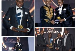 Reuben Kimani, CEO, Username Investment Ltd. was awarded The 2019 Realtor Founder of the Year.