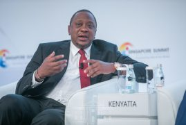 President Uhuru Kenyatta wins Political Leadership Award for Universal Health Coverage (UHC) from the African Union, Access Challenge. Hongera Rais!