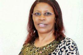 Let's Talk About Domestic Violence (DV). by Rev. Wambui Njoroge, M.Sci.