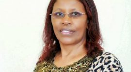 Let's Talk About Domestic Violence (DV). by Rev. Wambui Njoroge, M.Sci.