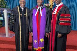 Rev. Joseph Njonde Ng'ang'a ordination at PCEA NEEMA  Photos & Video
