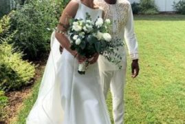 "To Love and to Hold: Congratulations ""love birds"" Mr & Mrs Dr. David Wachira Waigwa"