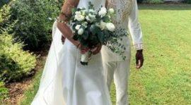 "To Love and to Hold: Congratulations ""love birds"" Mr & Mrs Dr. David Wachira Waigwa"