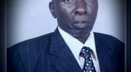 Transition/Death Announcement JOHN PETER MUIGAI KARANJA(Njigirira) Father to ZACHARIA MUIGAI, SAM MUIGAI and father in law to LEAH KARANJA of Taunton, Massachusetts