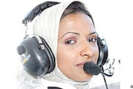 Saudi Arabia: First woman to get pilot license