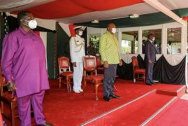 Uhuru Lifts Lockdown in Nairobi & 4 Other Counties