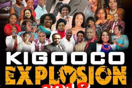 Kigocho explosion SEPT 30 2018 TIME: 2PM TO 7PM @PCEA NEEMA CHURCH LOWELL,MASSACHUSETTS