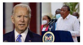 Joannna Stuchburry: Biden's Demand To Uhuru On Murder