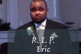 Atlanta has lost another young Kenyan …35 year old  Eric Mwangi (R.I.P)