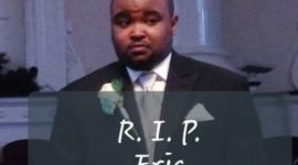 Atlanta has lost another young Kenyan …35 year old  Eric Mwangi (R.I.P)