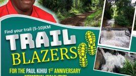 Celebration of a life well lived Paul Gitau Kihiu  Appreciation 1st Anniversary Memorial 2021