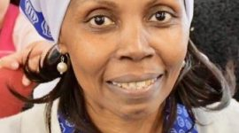 Transition/Death Announcement of Nancy Waithera Givens of Nashua, New Hampshire