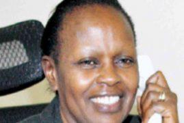Nancy Gitau, Jomo Gechaga to run Uhuru 2017 team