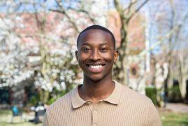 George Kubai Commencement Speech PROVIDENCE, R.I. [Brown University]