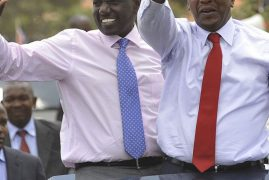 The money flows: Kenya's election