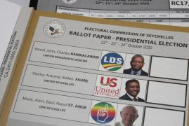 Seychelles votes for new president, parliament