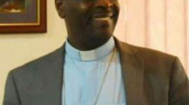 A sad day as the PCEA church receives the sad news following the death of the Secretary General of the 21st General Assembly the Rev. Peter Kariuki