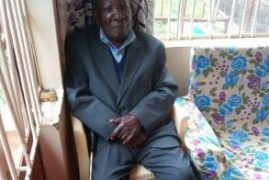 Transition/Death Announcement/Memorial Service of Josphat Mungara Githinji from Kanjeru Ann Ngotho (mama Njeri ) of Chelmsford Massachusetts