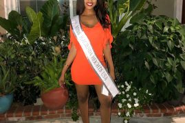 Trina Njoroge to run for Miss California USA,Raised $8000 for her Angels Forgotten Charity in Kenya