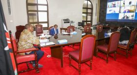 IGADFindings says Kenya is not interfering with Somalia's internal affairs in any way