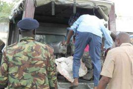 Senior cop murdered in Mihango, Nairobi.