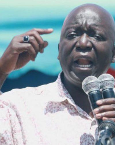 Former Gem MP Jakoyo Midiwo Is Dead