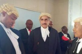Khawar Qureshi makes first appearance in Mwilu case