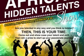 African Hidden Talents Show – July 24th & 26th