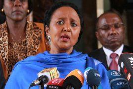 Amina says Kenya okay with remittances to Somali refugees