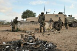 KDF strike leaves 15 Shabaab militants dead