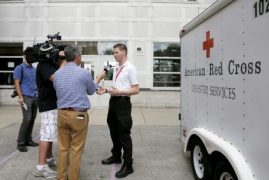 The American Red Cross worked around the clock to provide shelter, food, comfort and emergency support to victims of the Merrimack Valley gas explosions.