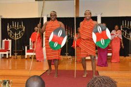 Kenyans in Atlanta, Georgia, keep culture alive