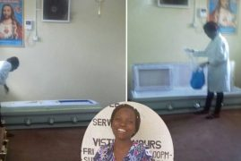 I Can't Stay away from the Dead, Kenyan Woman Confesses