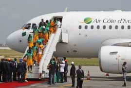 Ivory Coast gets U.S. approval for direct flights