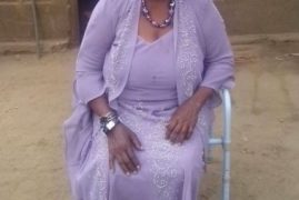 TRANSITION/DEATH ANNOUNCEMENT OF ALICE KAVENE MUTISYA