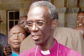 Elect youthful Wabukala successor, says Kenyan Anglican Bishop
