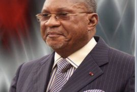 Former Republic of Congo President Jacques Joaquim Yhombi Opango is dead.