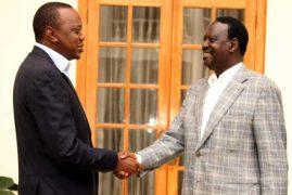 What are Kenyans Google searching on Uhuru, Raila?