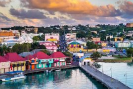 You Can Now Buy Your Antigua Citizenship with 12 Bitcoin