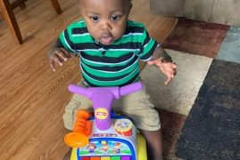 Death Announcement For Baby Kingston,Son Of David Mutahi Of Texas