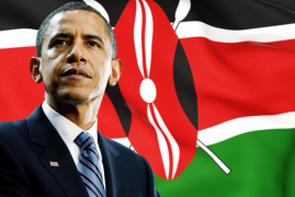 Video:Obama Returns to Kenya : Pictorial