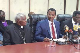 Church says confident IEBC will conduct a free, fair poll