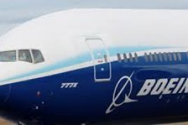 Boeing reports first loss in 20 years