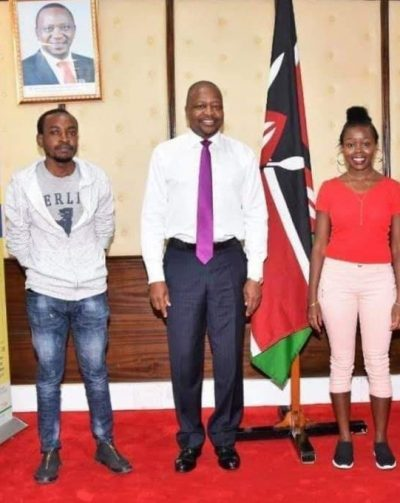 Covid-19 Recovery: Kenyans Doubt Brenda and Brian's Story