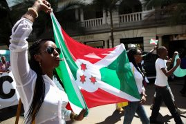 PRAYER FOR BURUNDI AND THE GREAT LAKES REGION OF AFRICA