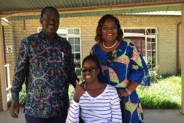 ROSEMARY ODINGA bows out of Kibra Parliamentary seat
