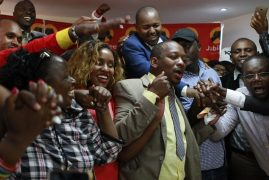 Sonko beats Peter Kenneth to secure slot in Nairobi governor race