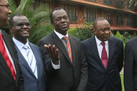 Uhuru summons JP officials, forced to intervene in chaotic primaries
