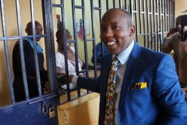 I did not kidnap myself, says Kabete MP aspirant Chege