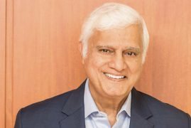 Indian-born Canadian-American Christian apologist Ravi Zacharias died today at the age of 74